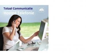 Totaal communicatie Hosted telefonie Voip